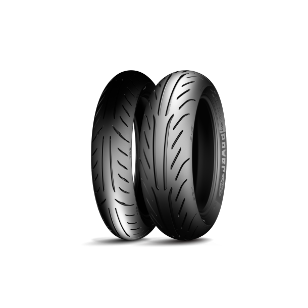 MICHELIN POWER PURE SC F/R TL  120/70-12 58P
